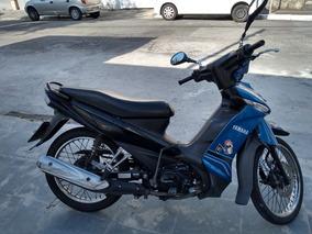 Yamaha Moto Crypton Partida