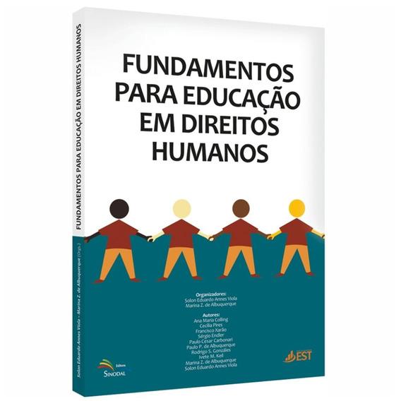 Fundamentos Para Educação Em Direitos Humanos