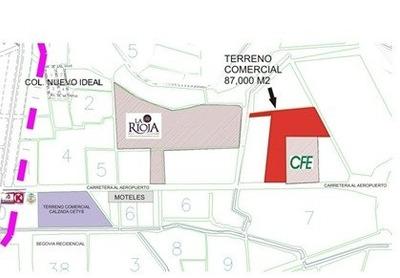 Venta De Terreno Con Uso De Suelo Habitacional O Comercial En Col. Abasolo Mexicali. B.c.