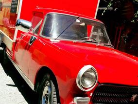 Foodtruck Vintage Peugeot