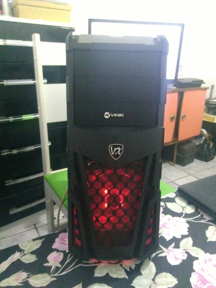 Pc Gamer Alta Performance - Roda Tudo