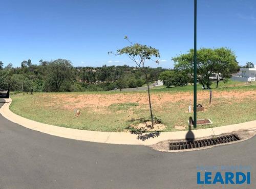 Terreno Em Condomínio - Condomínio Reserva Do Itamaracá - Sp - 629634