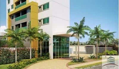 Venda Apartamento Mobiliado Em Capim Macio Natal-rn