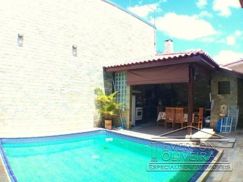 Sobrado - Jardim Terras De Sao Joao - Ref: 11689 - V-11689