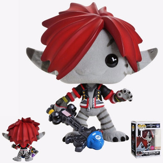 Sora Monsters Inc Kingdom Hearts Exclusive Funko Pop