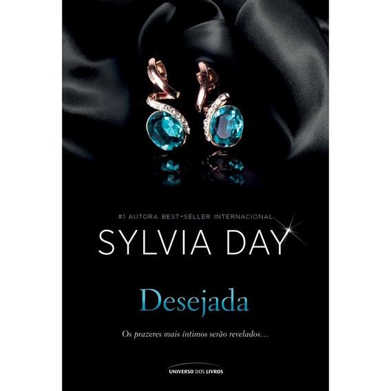 Livros Desejada Dominadas Possuida Sylvia Day