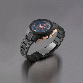 Relógio Seculus Masculino 20555gpsvia2 Preto