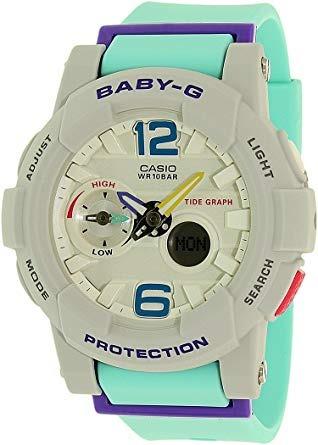 82bef2ed834b Reloj De Pulsera Casio Bga-180-3bdr -   594.490 en Mercado Libre