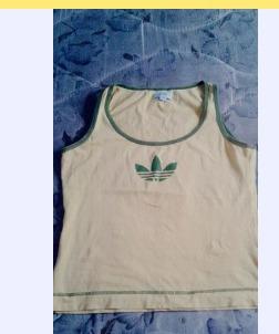 Musculosa adidas Original L