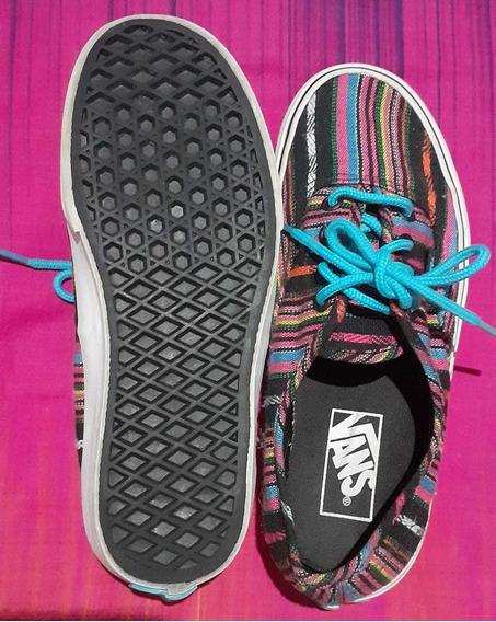 Zapatillas Vans Aguayo Etnicas 36