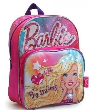 Mochila Barbie Espalda 14032 12 Licencia Infantil Mujer