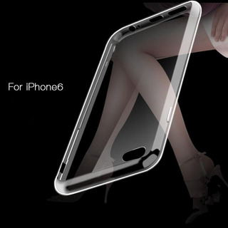 Funda Case Transparente Clear Apple iPhone 6 Plus