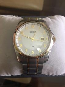 Relógio Orient Clássico Novo Oportunidade