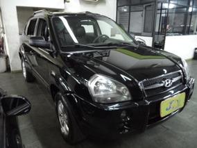 Hyundai Tucson 2.0 Gls 4x2 Aut. 5p Completo Abs 2007 Preto