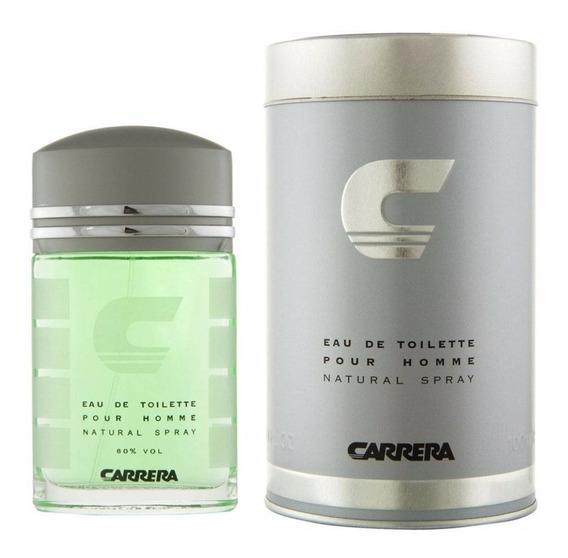 Perfume Carrera Pour Homme Masculino Eau De Toilette 100ml