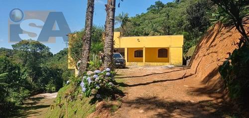Imagem 1 de 15 de Chácara Em Biritiba Ussu - Mogi Das Cruzes, Sp - 3635