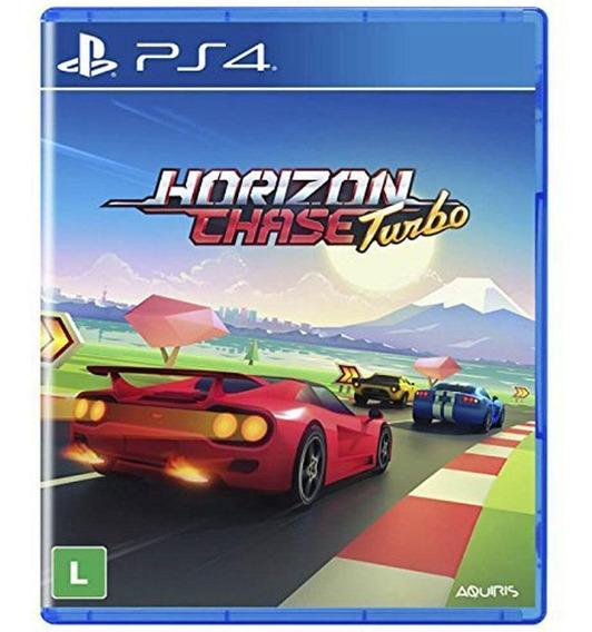 Jogo Ps4 - Horizon Chase Turbo - Sony