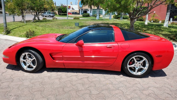 Corvette (c5) 2001 Coupé