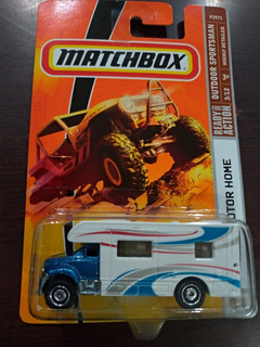 Matchbox Mbx Motor Home