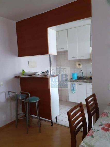 Apartamento Com 2 Dormitórios À Venda, 50 M² Por R$ 290.000,00 - Jardim Marajoara - São Paulo/sp - Ap3520