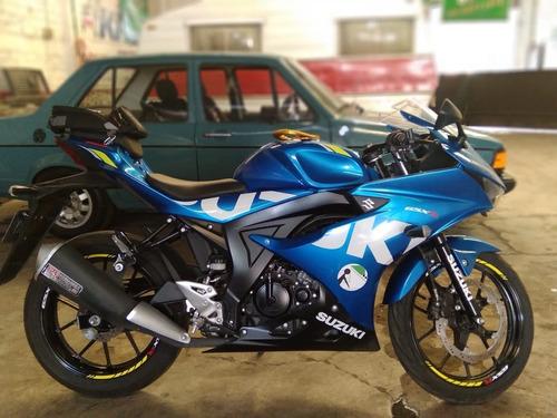 Imagen 1 de 5 de Suzuki Gsxr
