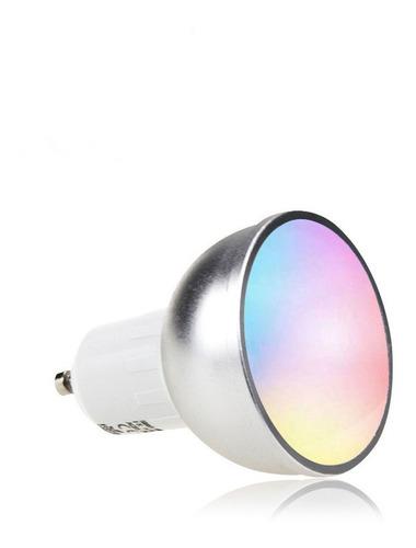Bombillo Gu10 Luz Led Rgb Dimmer, Alexa, Google, Inteligente
