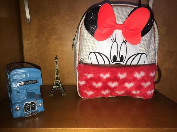 Mochilinhas Mickey E Minnie