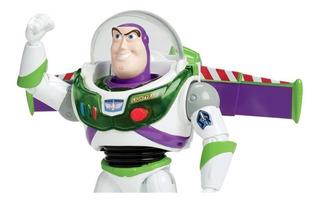 Toy Story 4 Buzz Lightyear Vuelo Espacial Mattel Bestoys