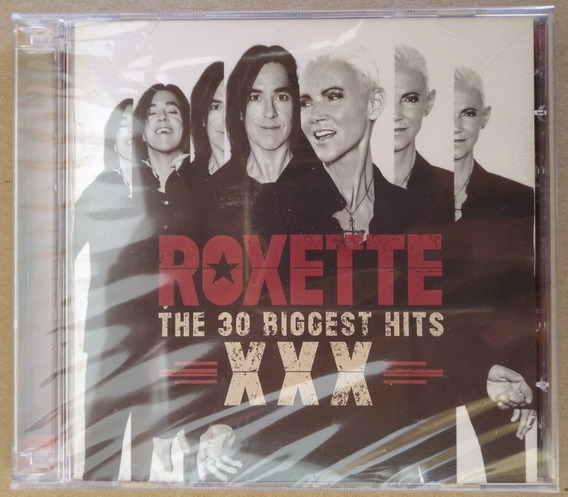Kit Com 10 Cds Roxette The 30 Biggest Hits