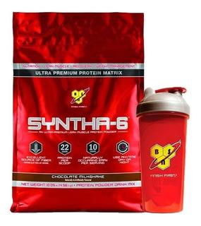 Proteina Syntha 6 Bsn X 10lb + Vaso Mezclador