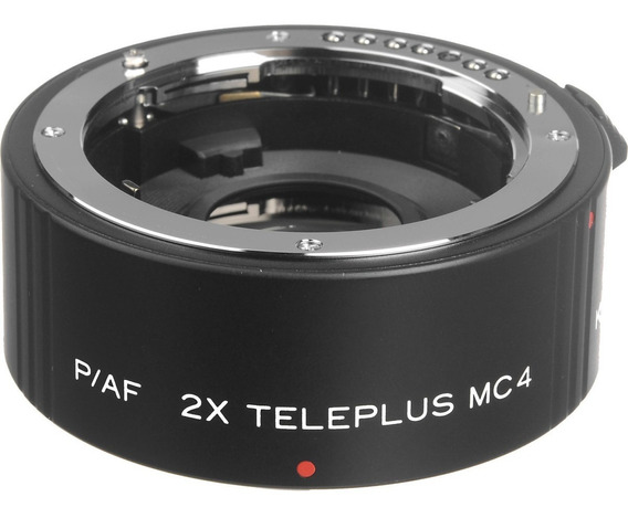 Tele Converter 2x Mc4 Af Kenko P Objetiva Pentax Auto Focus