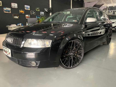 Audi A4 Avant 1.8 Turbo Multitronic 5p 2004
