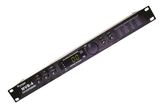 Procesador De Efectos Para Voces Y Audio Profesional