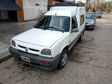 Renault Express Impecable 1998 Diesel 1.9 Super Economica