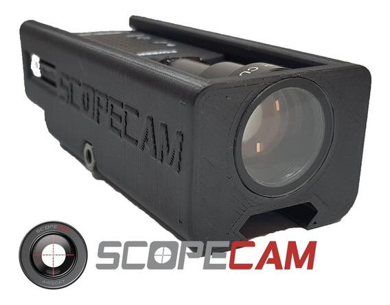 Camera Scopecam Sniper Legend 2 + Micro Sd 64gb