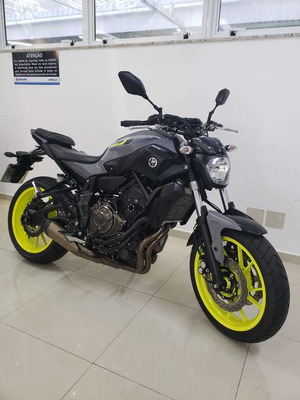 Yamaha Mt07 Abs 2018 3.890 Km Oportunidade Única