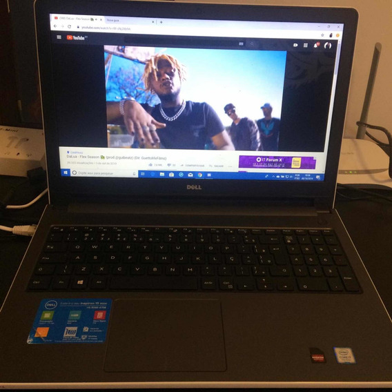 Notebook Dell Inspiron 15 5000 I15-5566-a70b