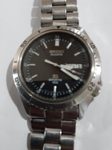Relógio Seiko 100 Sports Rarissimo