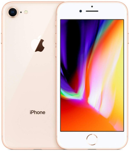 iPhone 8 64gb Gold Estado De Novo