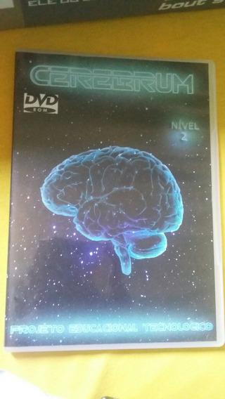Dvd Rom Cerebrum / Estudo Enem