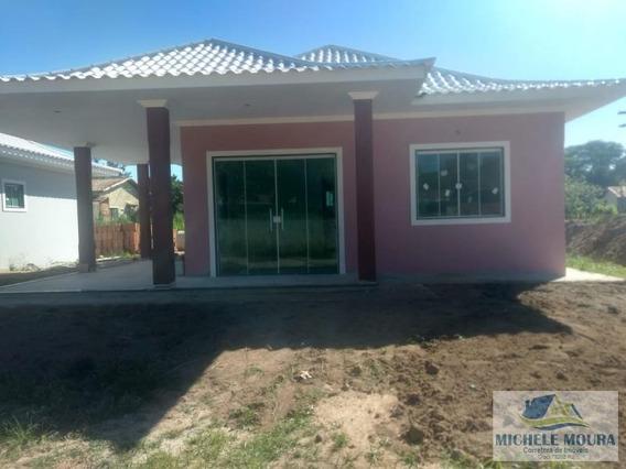 Casas 2 Quartos Para Venda Em Araruama, Bananeiras, 2 Dormitórios, 1 Suíte, 1 Banheiro, 3 Vagas - 111_2-287145