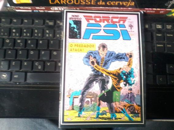 Hq Força Psi - Volume 5 - Original