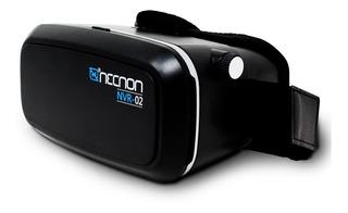 Lentes De Realidad Virtual Con Control 360° Necnon Nvr-02