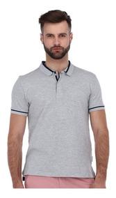 Playera Polo Regular Fit Para Hombre Varios Colores 918721