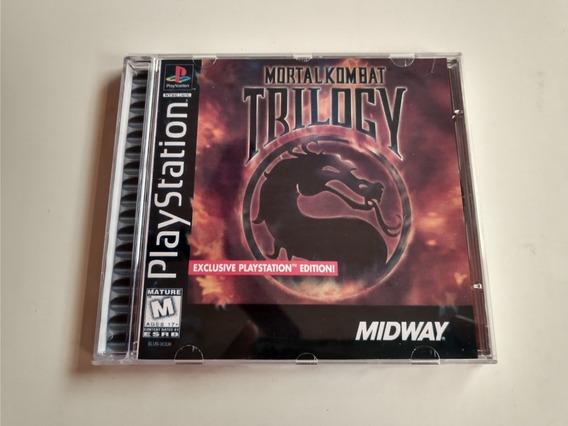Mortal Kombat Trilogy - Psone Patch