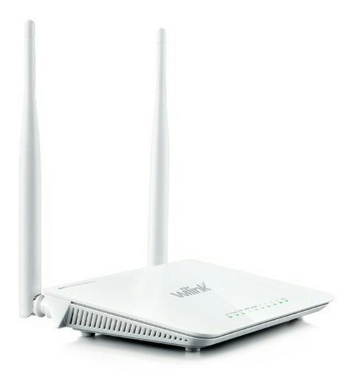 Router Wifi 2 Antenas H300d Internet Sellado Garantia Tienda