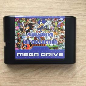 Everdrive Mega Drive Com Sd 4gb