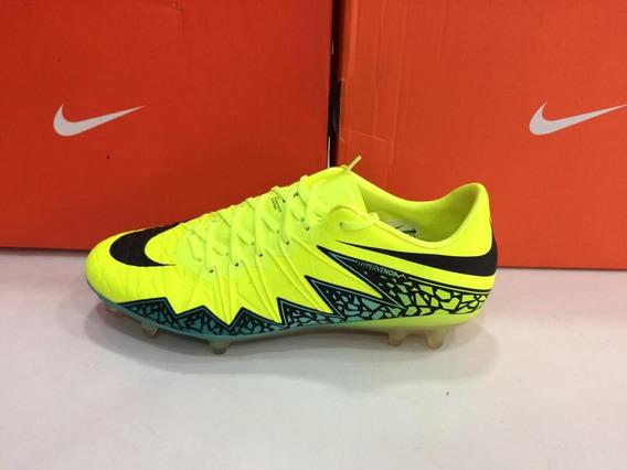 Chuteira Campo Profissional Nike Hipervenom Phinish