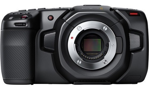 Blackmagic Pocket Camera 4k- Nota -2 Anos - Desc Bol Vista