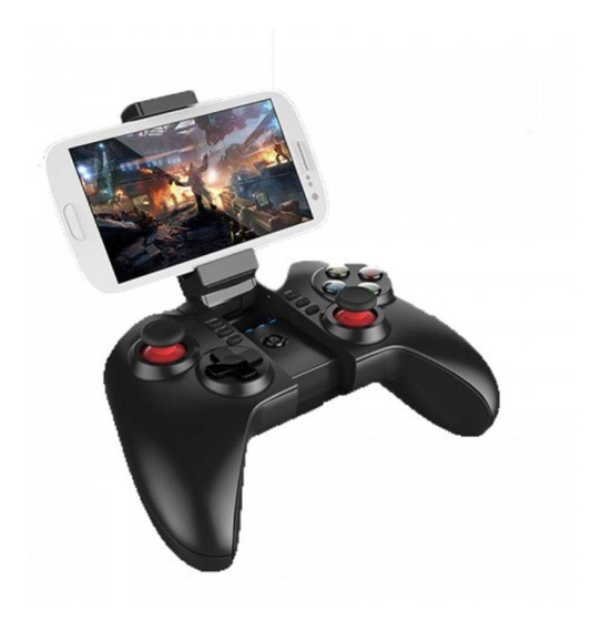 Controle Joystick Bluetooth Ipega 9068 Android Ios Tomohawk